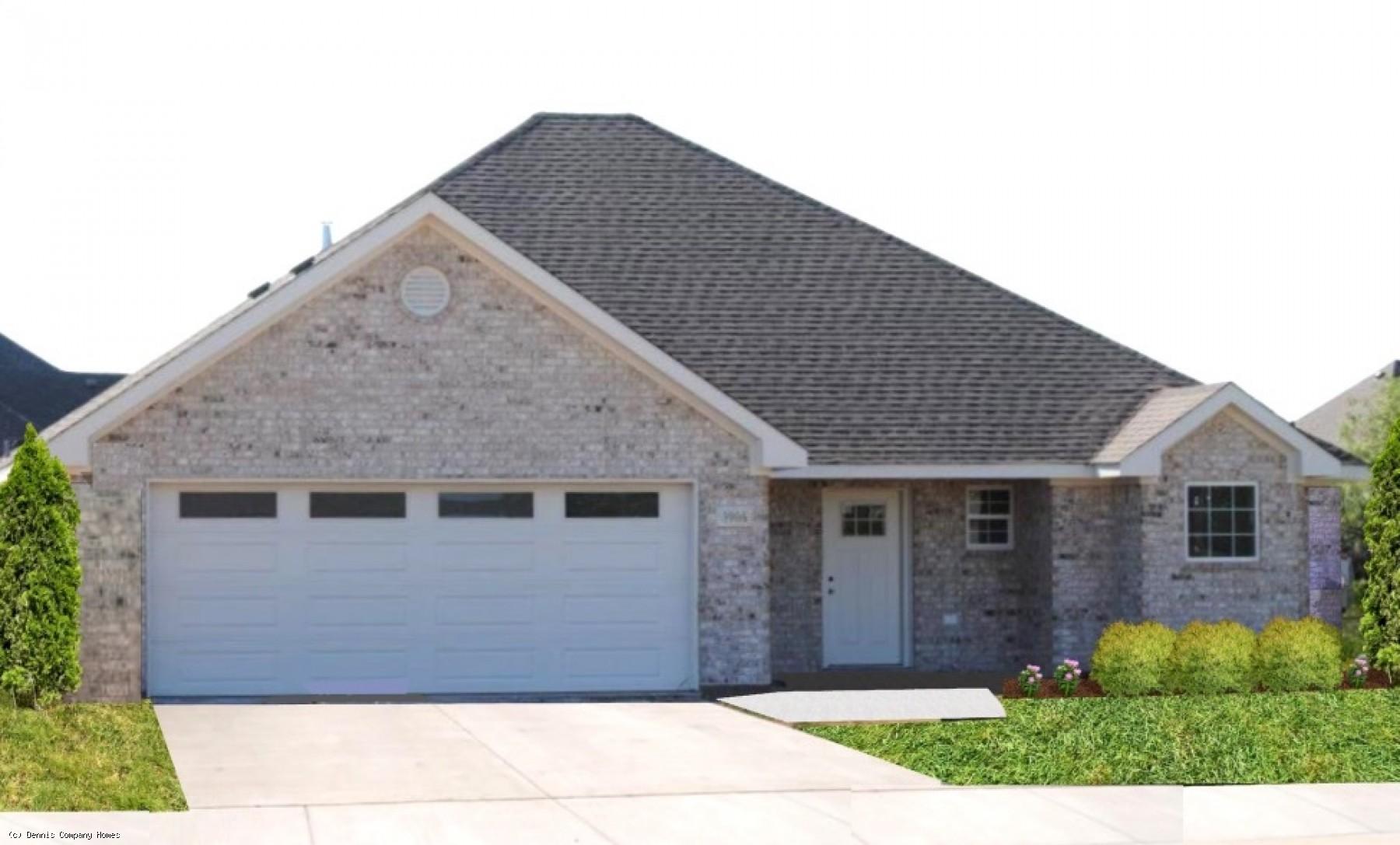 Dennis Company Homes Wichita Falls Tx